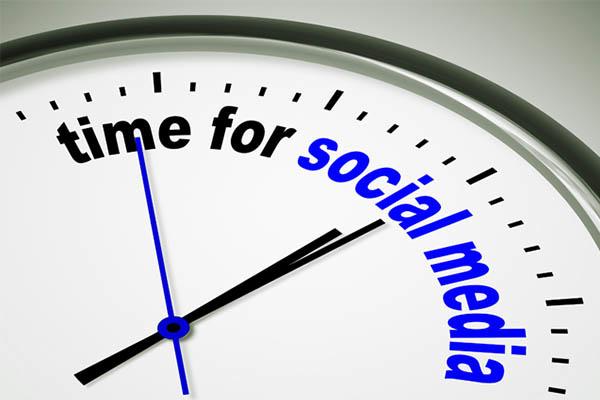 Best time to post on social media platforms