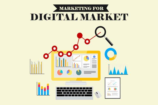 Marketing for Digital Market