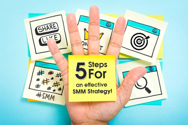 Ways to implement an effective SMM Strategy