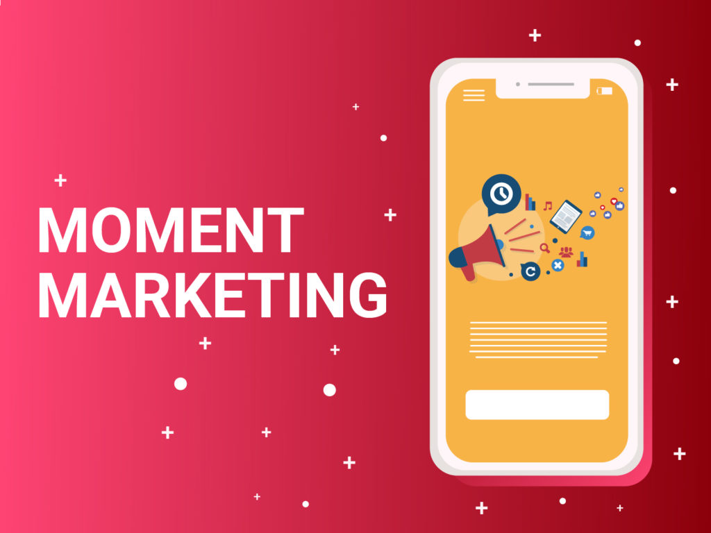 What is moment marketing?